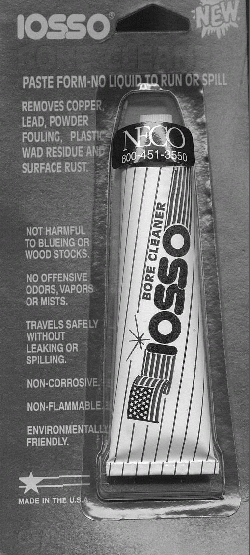IOSSO BORE CLEANER - Product Image