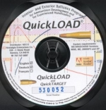 QuickLOAD/QuickTARGET Ballistic Prediction Software, V3.8 - Product Image