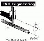 EXD VERTICAL RETICLE - Product Image