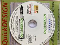 QuickDESIGN VISTA, Windows 7/8 or Windows 10 Program UPGRADE - Product Image